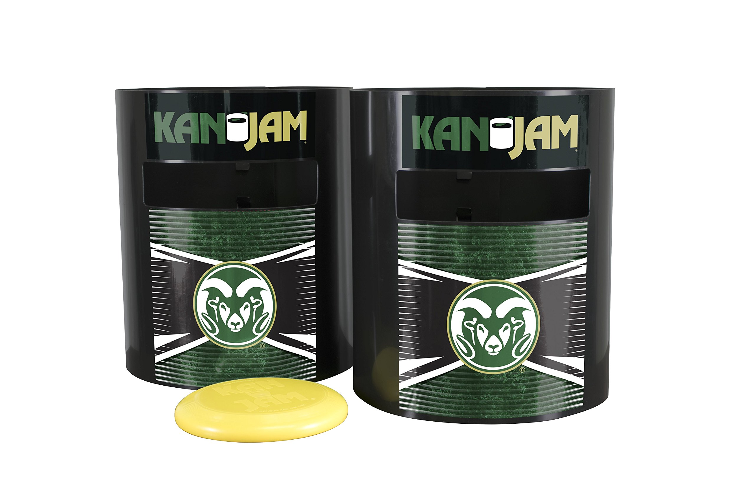 Kan Jam NCAA Colorado State Rams Disc Gamecolorado State Rams Disc Game, Team Color, 11.875'' x 20'' x 9''