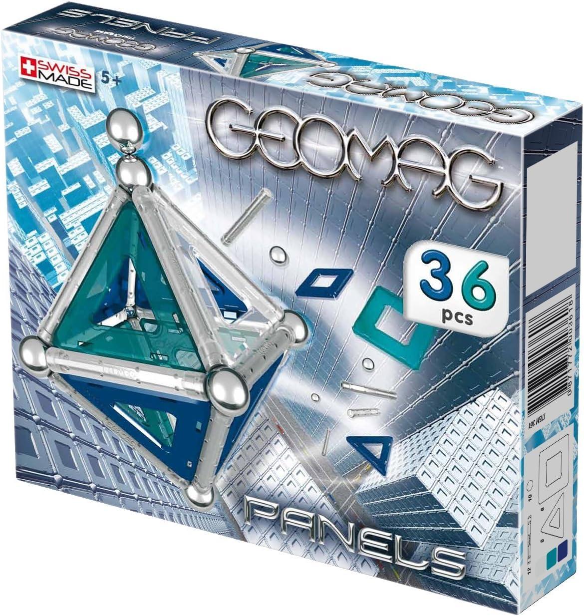 Giochi Prezziosi GEOMAG Kids Panels - 36 Piezas: Amazon.es: Juguetes y juegos