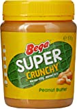 Bega Super Crunchy Peanut Butter, 470g