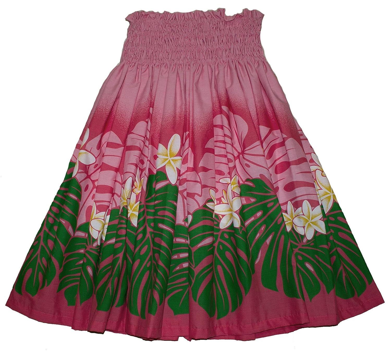 Rainbow Hawaiian Products Hawaiian Pau Hula Skirt Pink Hawaii