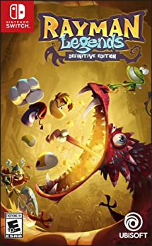 Rayman Legends Definitive Edition - Nintendo Switch