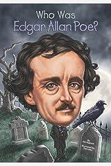 Who Was Edgar Allan Poe? (Who Was?) Kindle Edition