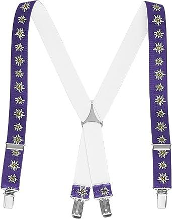 Playshoes Unisex Edelweiss Braces