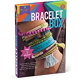 Craft-tastic Bracelet Box Jewelry Making Craft Kit for Ages 8+