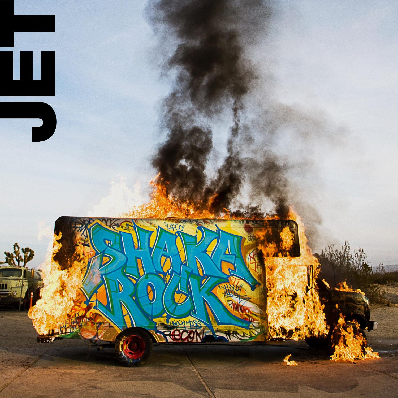 Jet - Shaka Rock [Vinyl] - Amazon.com Music
