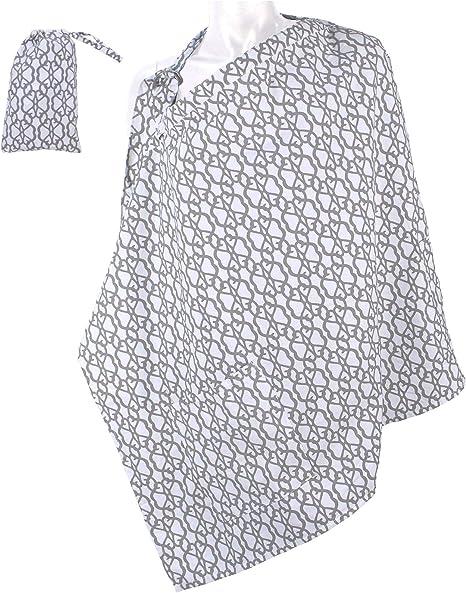extra large LK Baby la couverture des soins infirmiers de la vie priv/ée de lallaitement noir le coton azo/ïques