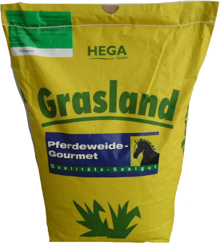 10 kg HEGA Grasland Dauerweide Nr 4 trockene Standorte Wiese Weide Mähwiese IV
