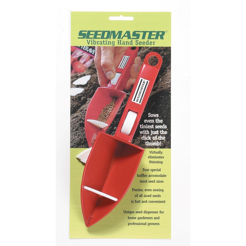 Luster Leaf Rapliclip Seedmaster Vibrating Hand Seeder, Garden Flower Seed Sower 3075CS