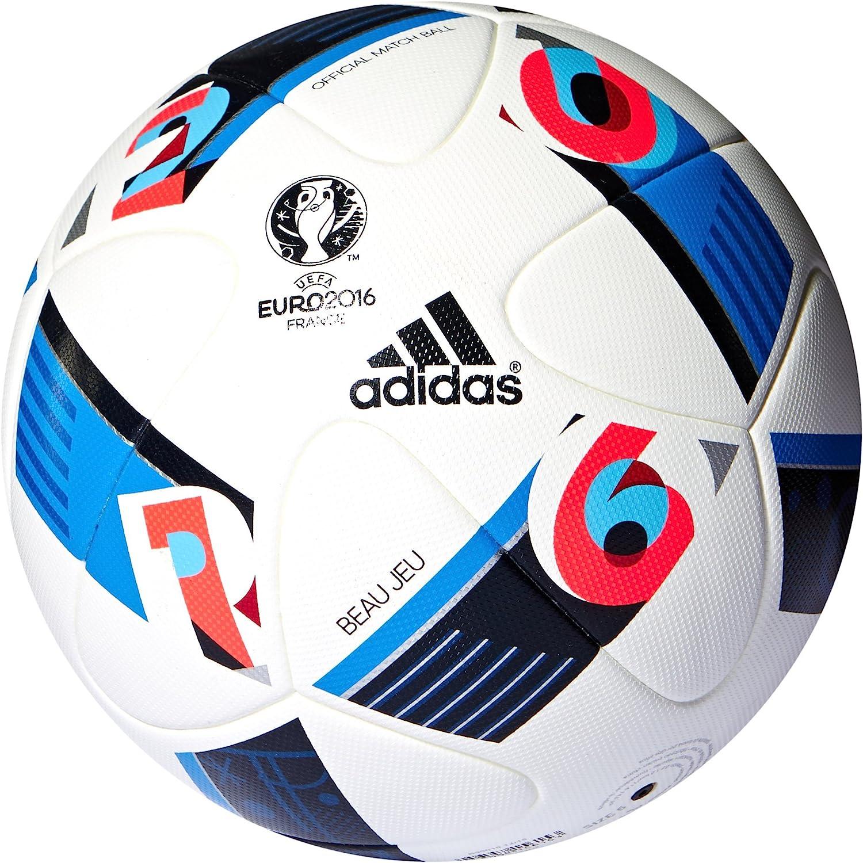 adidas Herren Ball EURO 2016 Official Match - Fußbälle EM