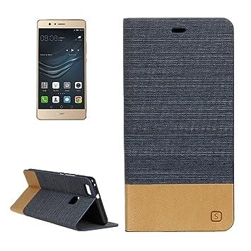 Xinanlongjb para Huawei P9 Lite Patrón de la Lona PU + TPU ...