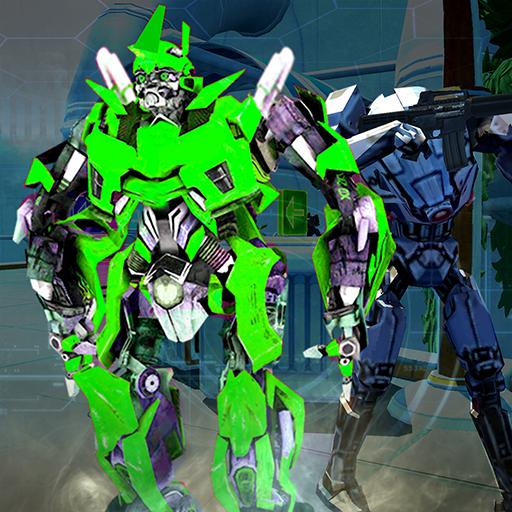 Autobot Wars - Sky City