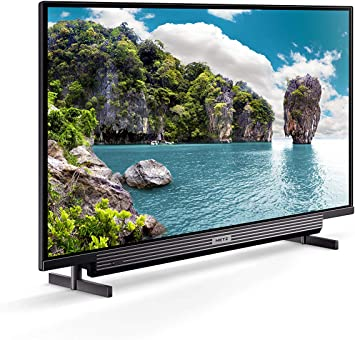 METZ Blue MTB4001 - Televisor de 32 pulgadas (sintonizador triple, Netflix, Video, YouTube, HDMI, CI-Slot, USB, audio digital): Amazon.es: Electrónica