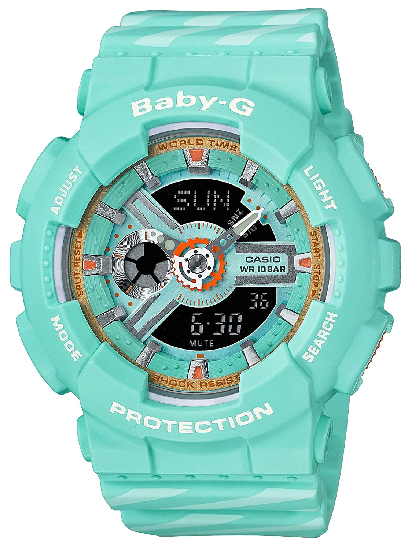 [カシオ]CASIO 腕時計 BABY-G ベビージー BA-110CH-3AJF レディース B0797HSLF2