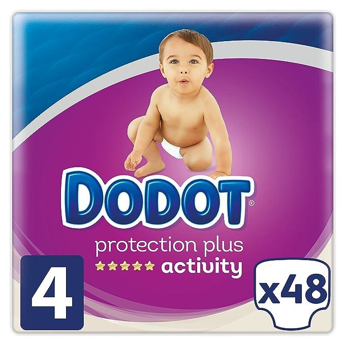 1 opinioni per Dodot Activity – Pannolini per neonati Talla 4 (8-14 kg)