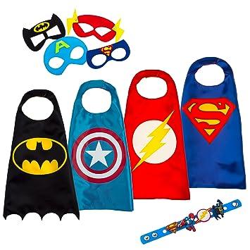 laegendary disfraces de superhroes para nios capas y mscaras disfraces de halloween