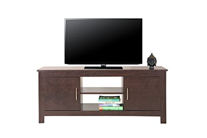 Deckup Minang Tv Stand And Home Entertainment Unit Wenge Matte