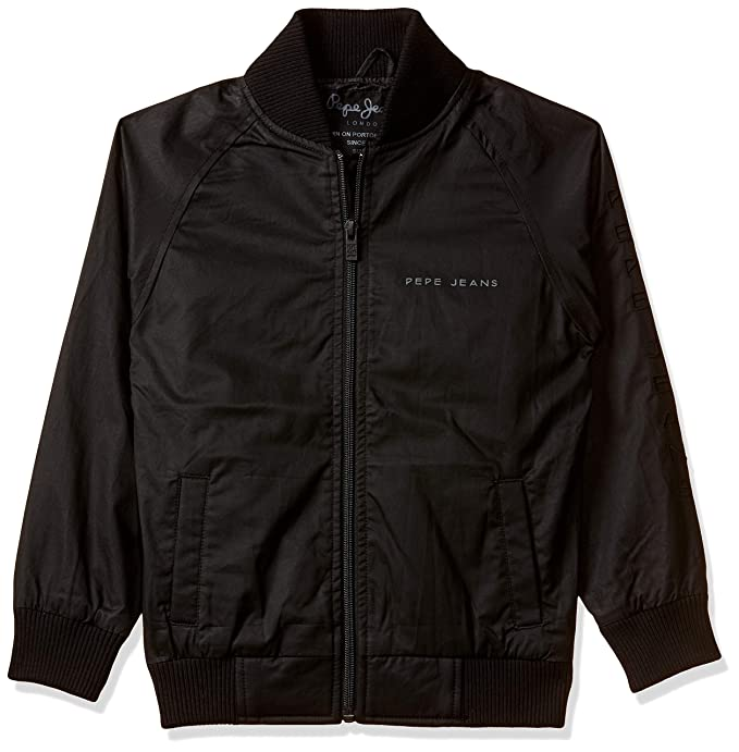 Buy Pepe Jeans Boy's Regular fit Jacket at Amazon.in