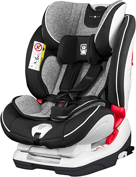 Cozy n Safe Arthur Group 0+ 1-2-3 - Asiento de coche para niños ...