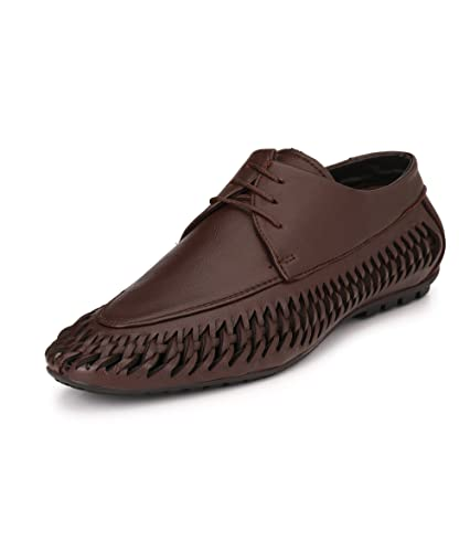 Peponi Da Vinci Stylish Laceup Buy Online At Low Prices In India