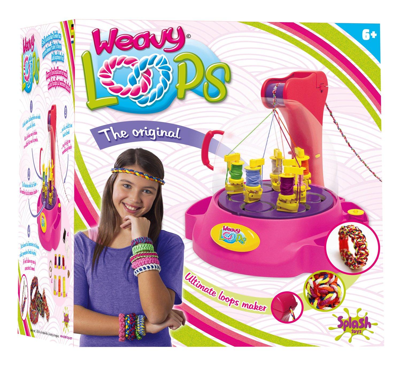 Splash Toys Weavy 30496Loops Ultimate Maker Machine