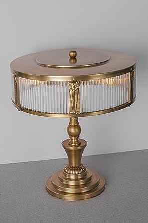 Art Déco/Petitot - lámpara de mesa IX.: Amazon.es: Iluminación