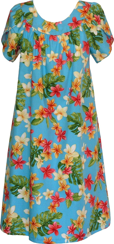 RJC Women\'s Yellow Plumeria Muumuu Dress at Amazon Women\'s Clothing ...