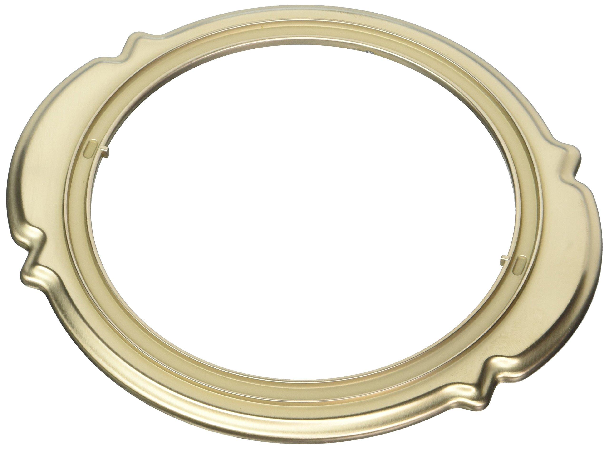 Delta Faucet RP42414CZ Victorian Decorative Trim Ring diverter, Champagne Bronze