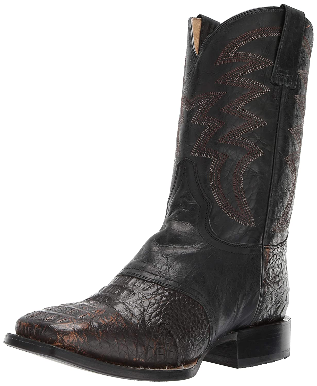 Brown B Roper Mens Deadwood Western Boot