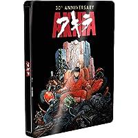 Akira - 30Th Anniversary Edition Steelbook (Blu-Ray+Dvd+Booklet)