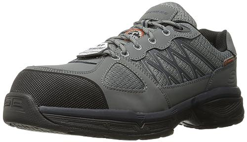Reebok Sublite Work Hombre US 10 Negro Zapato de Trabaja P5fplo