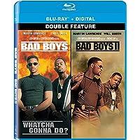 Deals on Bad Boys and Bad Boys II 4K Blu-ray