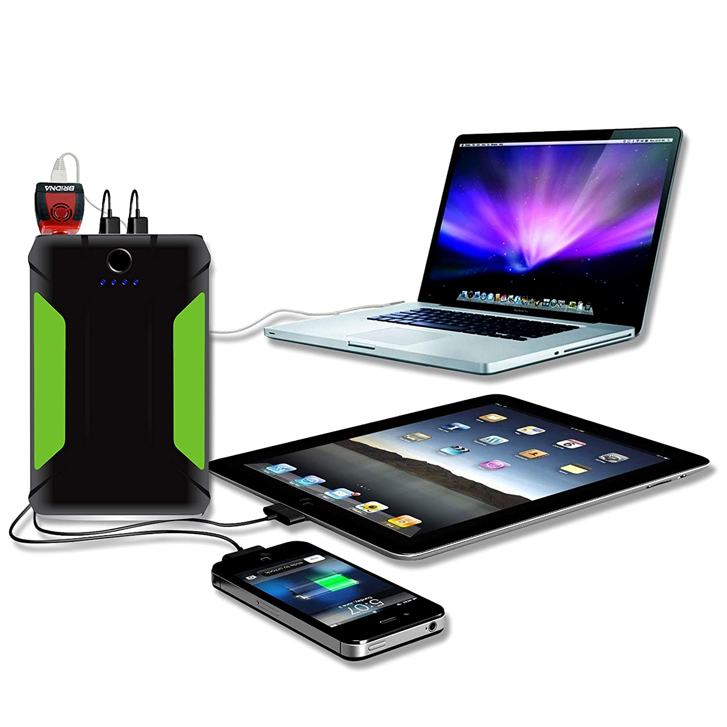 Coolnut Power Bank 31200 mAh for All Laptops, Macbooks,