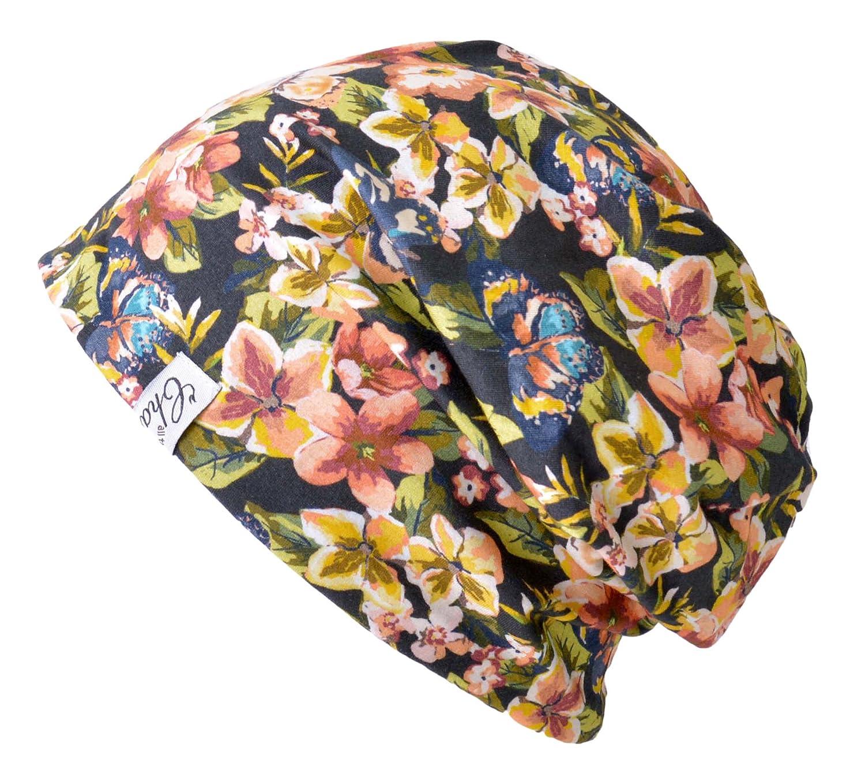 Casualbox | Summer Slouchy Beanie Hat Organic Cotton Surfer Beach Hippie Hipster 4589777964020
