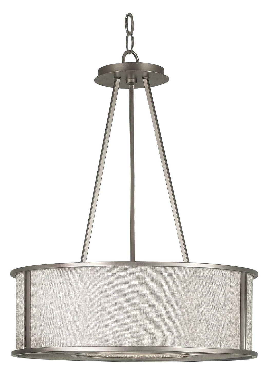 Amazon.com: kenroy Home 91580 Whistler 3 luz lámpara de ...