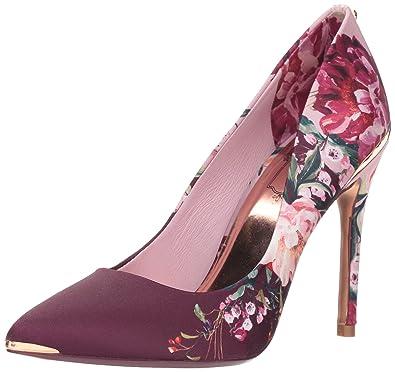 f32ddcf7d Amazon.com  Ted Baker Women s Kawaap 2 Pump  Shoes