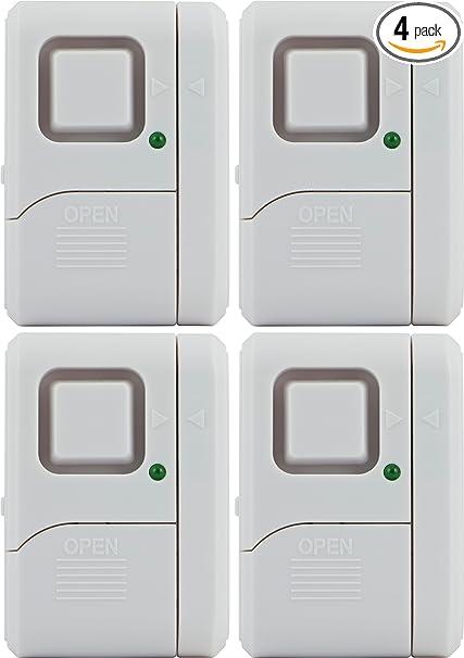 Amazon.com: GE Personal Security Window/Door Alarm, DIY Home ...