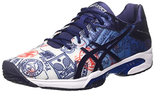 ASICS Gel-Solution Speed 3 L.e. Paris, Zapatillas de Tenis para Hombre: Amazon.es: Zapatos y complementos