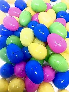 48 Huevos Rellenos de Relleno de Pascua, Cada Huevo: 6x4cm ...