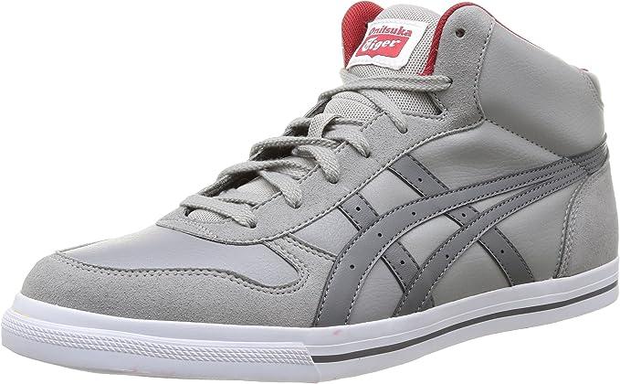 calibre tragedia dolor  Onitsuka Tiger by Asics Aaron MT, Zapatillas de Baloncesto Unisex Adulto,  Gris-Gris (1116-Grey/Dark Grey), 42.5 EU: Amazon.es: Zapatos y complementos