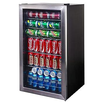 NewAir Beverage Fridge And Cooler