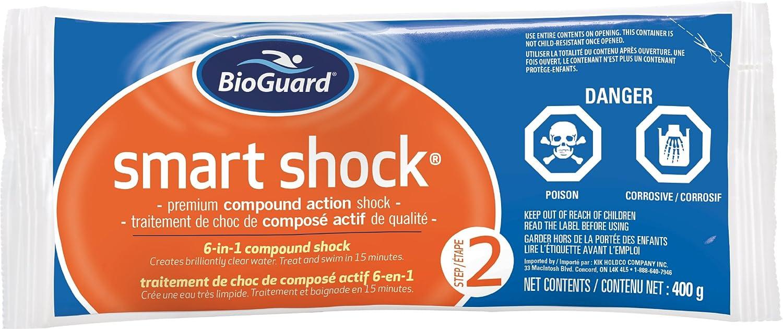BioGuard Smart Shock (400g) 6 in 1 Compound Shock (SKU 2446)