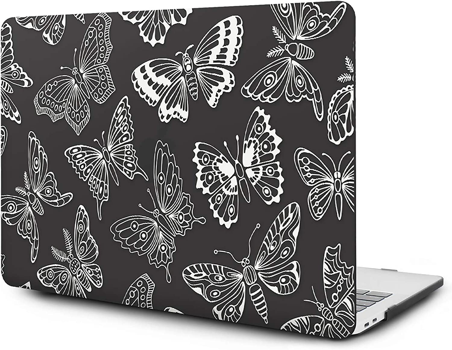 OneGET Laptop Case for MacBook Air 13 Inch Case 2020 A2337 M1 A2179 Computer Case 3 in1 Plastic Hard Shell Case & Keyboard Cover & Clear Screen Protector (2020 A2179 Newest Air 13'', F63)