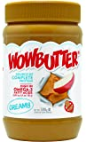 Wowbutter 100 Percent Nut Free Peanut Butter Creamy 500 g (Pack of 3)