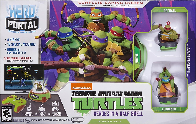 Teenage Mutant Ninja Turtles Hero Portal Game