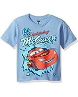 Disney Pixar Cars Built For Speed Toddler Boys Tee