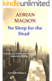 NO SLEEP FOR THE DEAD (GAVIN & PALMER Book 3)