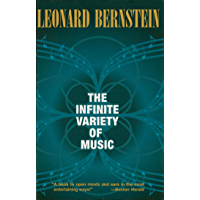 The Infinite Variety of Music (Amadeus) book cover