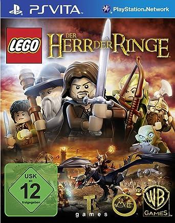 Lego Der Herr Der Ringe Playstation Vita Amazonde Games