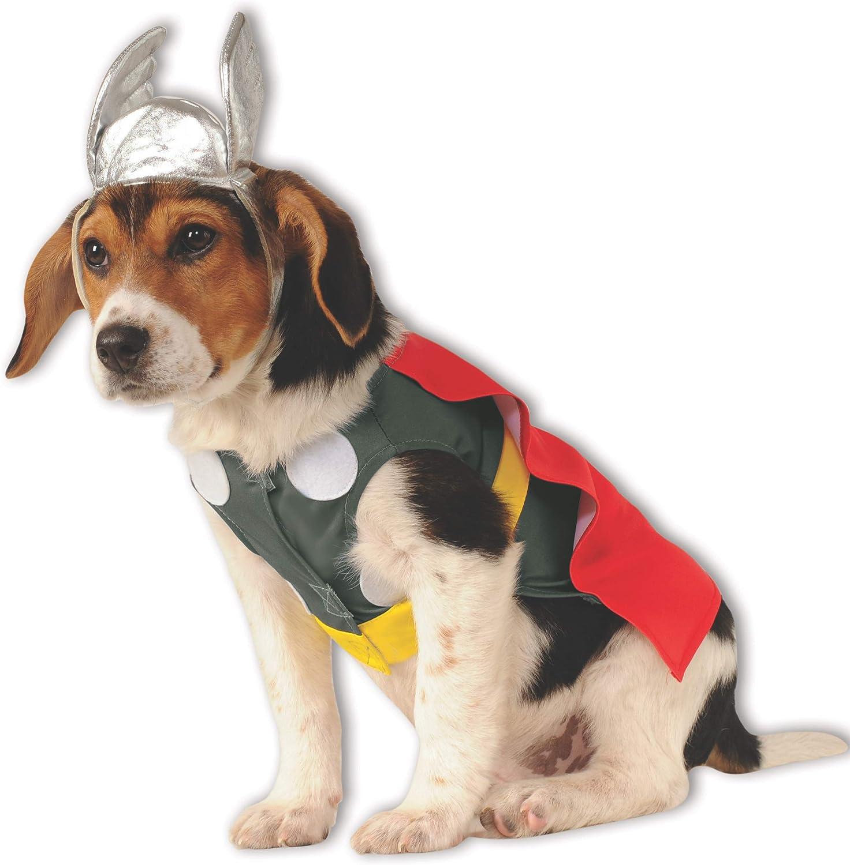 B00JSMVCU8 Marvel Universe Thor Pet Costume 81piwLvUJ7L