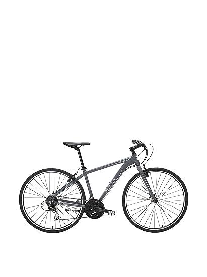 Berg Bicicleta Crosstown F4 Gris: Amazon.es: Deportes y aire libre